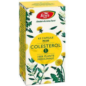 COLESTEROL 1 63cps FARES