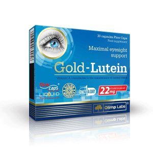 GOLD LUTEIN 30cps