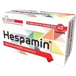 HESPAMIN 40cps FARMA CLASS