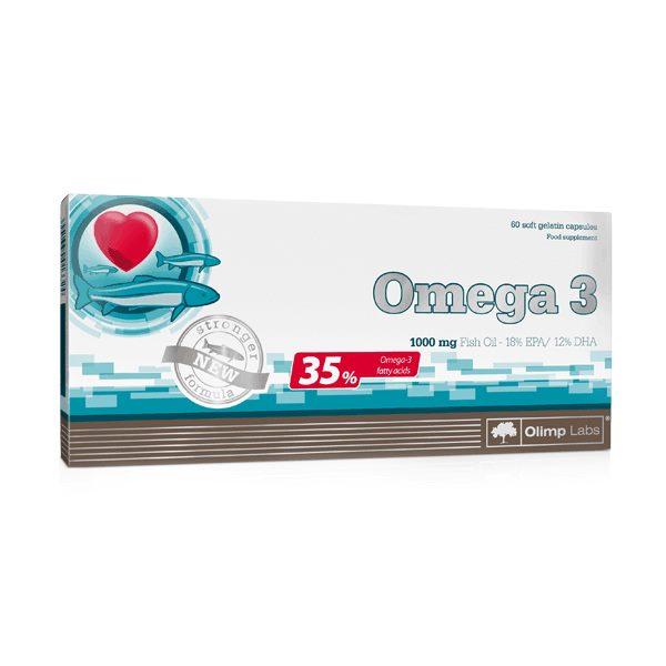 OMEGA 3 60cps