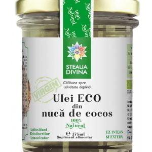 ULEI DE COCOS ECO 175ml SANTO RAPHAEL