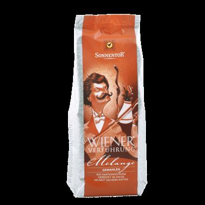 cafea melange macinata eco sonnentor 500g