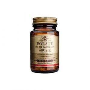 folate-metafolin-50tab solgar