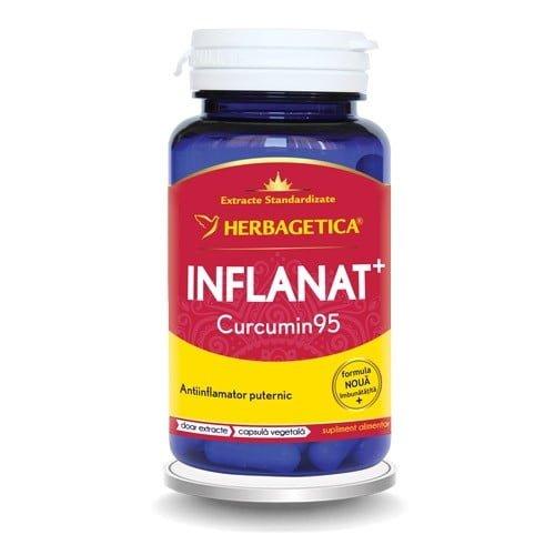 inflanat curcumin95 herbagetica 30