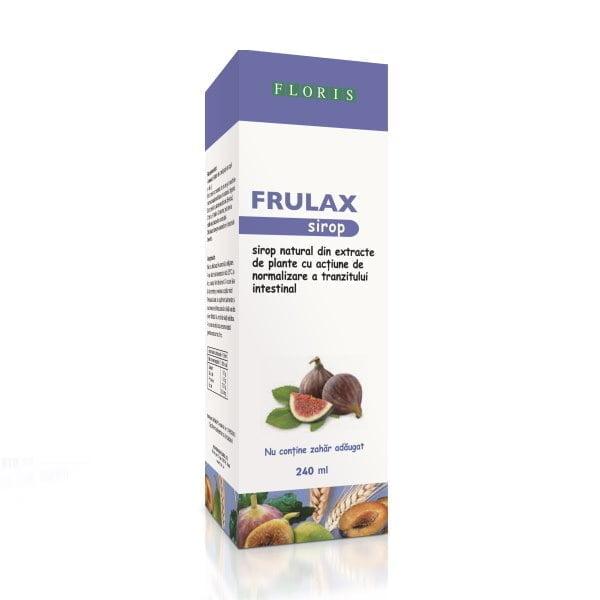 sirop frulax floris 240ml