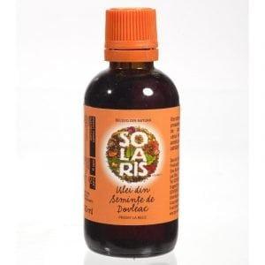 ulei din seminte de dovleac presat la rece 200-ml-solaris