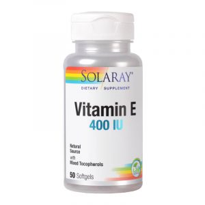 vitamin e secom 400iu
