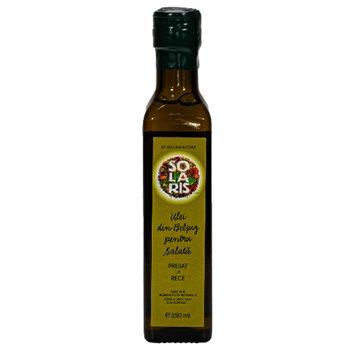 Combinatie uleiuri presate la rece pentru salata