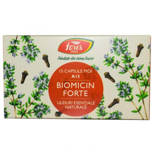 BIOMICIN-FORTE-15cps(moi)-FARES