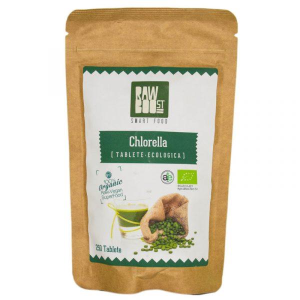 CHLORELLA-ECO-250tb-(125gr)-RAWBOOST-SMART-FOOD