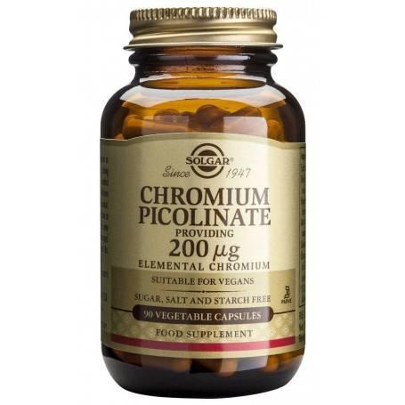 CHROMIUM-PICOLINATE-200mg-90-veg-caps-SOLGAR