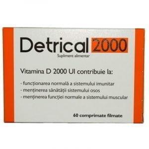 DETRICAL-D3-2000-UI-60cpr-ZDROVIT