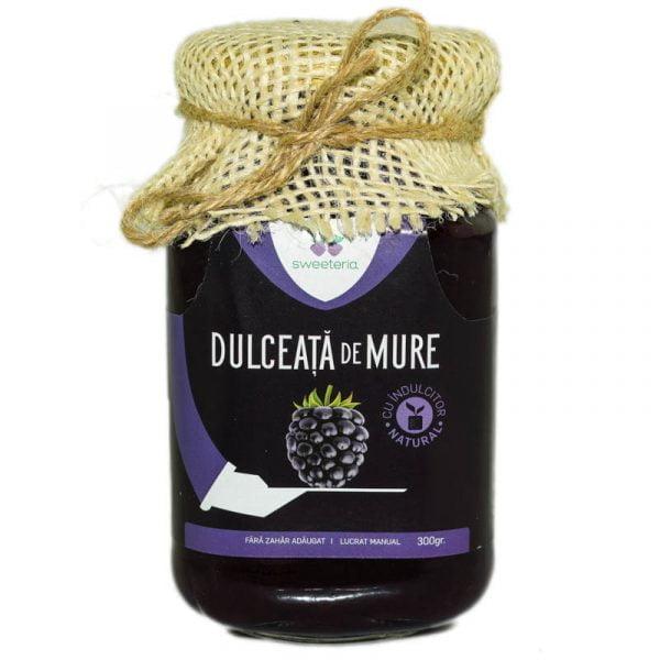 DULCEATA-DE-MURE-(fara-zahar)-300g--SWEETERIA