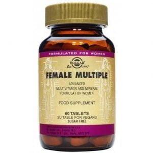 FEMALE-MULTIPLE-60cps-SOLGAR