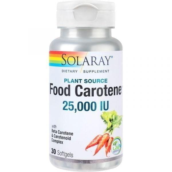 FOOD-CAROTENE-25000UI-30cps-SECOM
