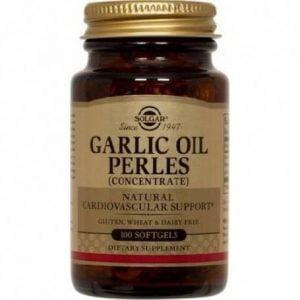 GARLIC-OIL-softgels-100cps-SOLGAR