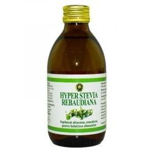 HYPER-STEVIA-REBAUDIANA-INDULCITOR-LICHID-NATURAL-250ml-HYPERICUM
