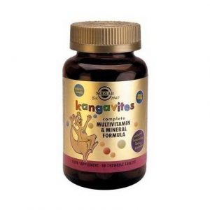 KANGAVITES-MULTIVITAMIN&MINERAL-FORMULA-BERRY-60chewable-tb-SOLGAR