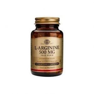 L-ARGININE-500mg-veg.caps-50cps-SOLGAR