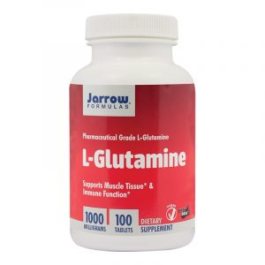 L-GLUTAMINE-1000mg-100tb-SECOM
