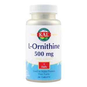 L-ORNITHINE-500mg-50tb-SECOM