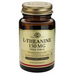 L-THEANINE-150mg-veg.30cps-SOLGAR