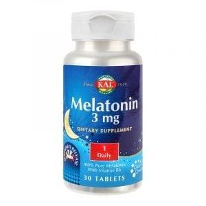 MELATONIN-3mg30tb-SECOM
