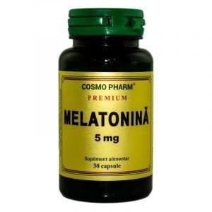 MELATONINA-30cps-COSMOPHARM