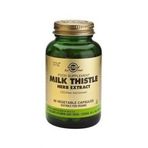 MILK-THISTLE-HERB-EXTRACT-veg.60cps-SOLGAR
