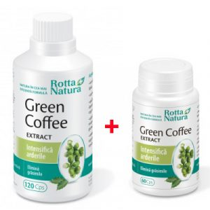 PACHET--GREEN-COFFEE-EXTRACT-120cps+60cps(gratuit)-ROTTA-NATURA