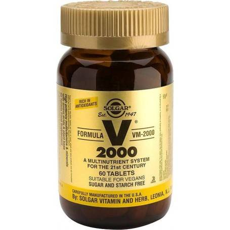 PACHET-FORMULA-VM-2000--60cpr+MAGNESIUM-+-B6---100cpr(cadou)-SOLGAR