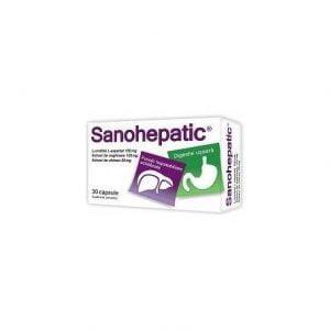 SANOHEPATIC-30cps--ZDROVIT